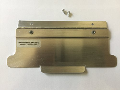 Hayward H-Series Pool Heater Protective Metal Cover MANUFACTURED BY INSYNC ENGINEERING
