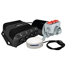 Lowrance 000-11748-001 Outboard Autopilot System for Hydraulically Steered Vessels