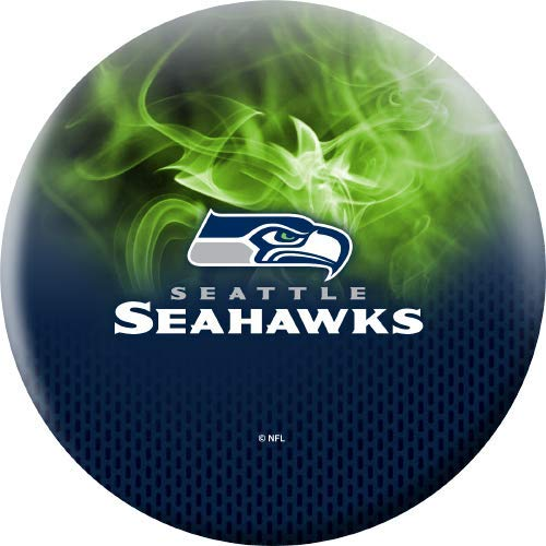 NFL-Seattle-Seahawks-On-Fire-Undrilled-Bowling-Ball