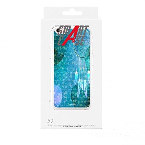 Coque + Verre Trempé pour iPhone 6/6S SmartCase® LIGHT DREAMCATCHER