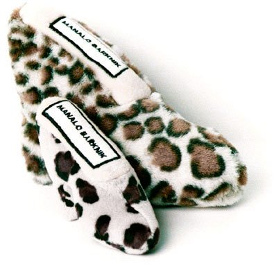 Shoe Barknik (Haute Diggity Dog Manalo Barknik Shoe Plush Dog Toy - Small)