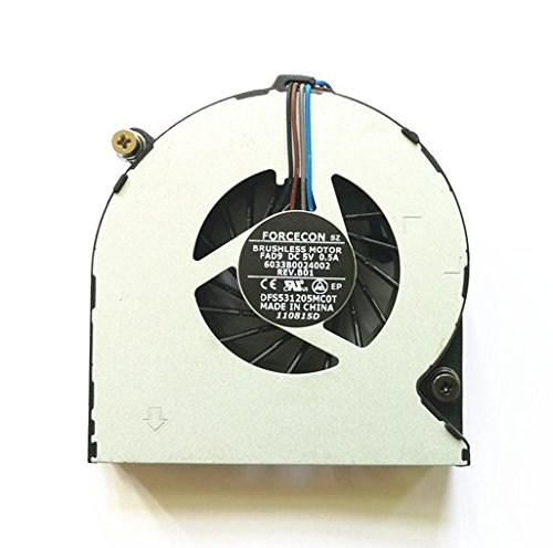 hp probook 4530s cooling fan - 8