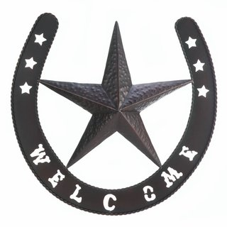(Western Star Wall Decor)