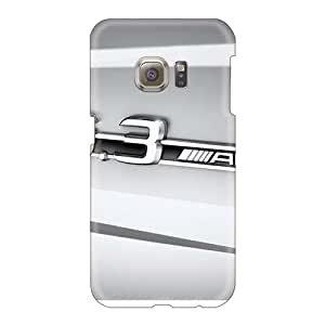 Shock Absorbent Cell-phone Hard Covers For Samsung Galaxy S6 With Customized Vivid 63 Amg Image CharlesPoirier