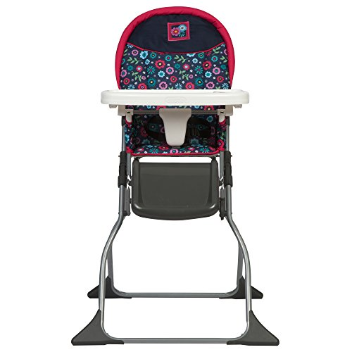 Cosco Simple Fold High Chair, Flower Garden