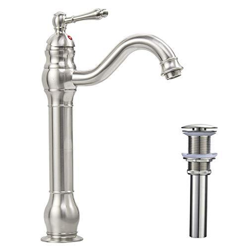 Vanity Vessel Faucet - 1