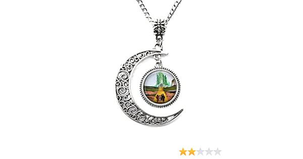 Prince Symbol Necklace Over the Moon Several to Choose From