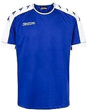 Kappa Tanis SS Shirt Voetbal, unisex
