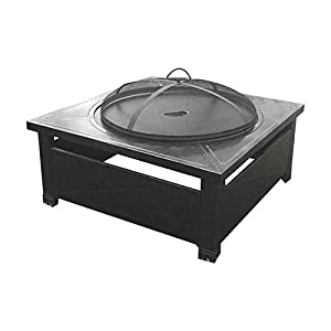 32 Outdoor Fire Pit Table