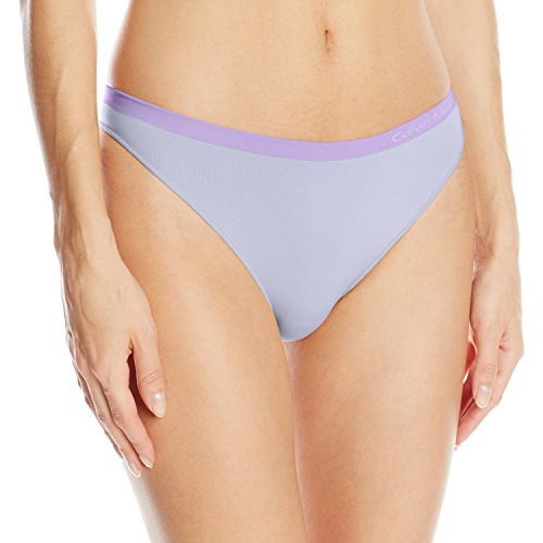 - Calvin Klein Women's Pure Seamless Thong Panty, Sway, Small