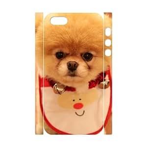 Customized case Pomeranian Diy 3D Case for iPhone 5,5S UN868910