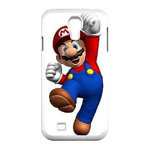 Super Mario Bros Samsung Galaxy S4 9500 Cell Phone Case White GYK305C2