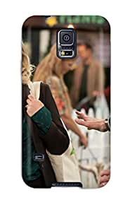 Tpu Case Cover Compatible For Galaxy S5/ Hot Case/ Parks And Recreation