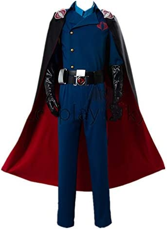 Cobra commander costume _image0