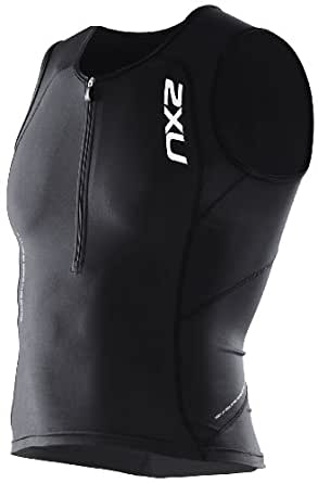 Amazon.com : 2XU Men's Compression Tri Singlet : Triathlon