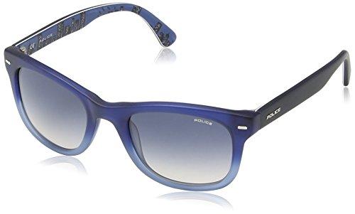 Police W60M Matte blue gradient S1861 - Blue - Police Sunglasses Skyline