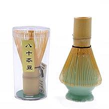 Matcha Whisk Practical Japanese Ceremony Bamboo Chasen Matcha Tea Powder Whisk Green Tea Chasen Brush Tool for Matcha