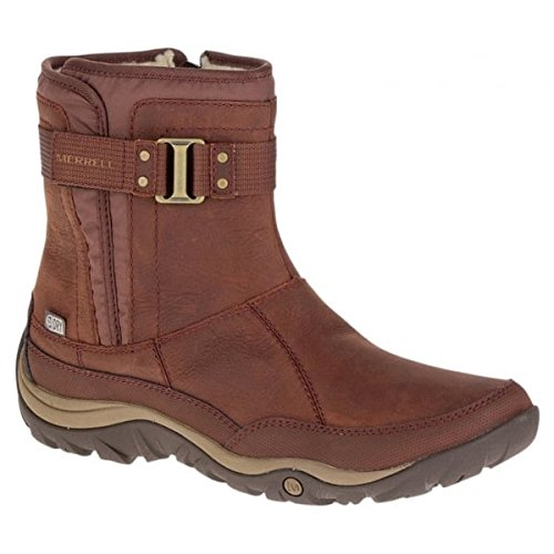 Merrell Murren Strap WTPF Womens Boots UK 4.5 Terracotta