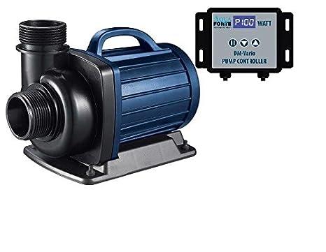 AquaForte Filter-/Teichpumpe DM-30000 Vario, 45-385W, Förderhöhe 8m, regelbar