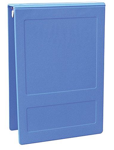 OMNIMED 205008-CB2 Top Open Molded Binder 2'' - 2 Ring - Medium Blue (EA) (Capacity Ring 2' Binders Blue)