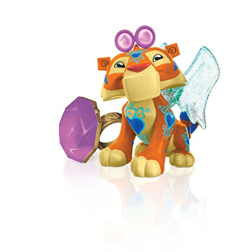 Animal Jam Best Dressed Sparkle Tiger Action Figure