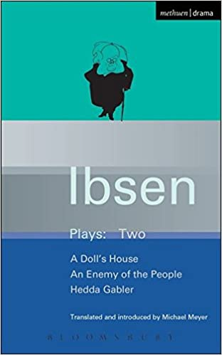 ibsen plays 2 a dolls house an enemy of the people hedda gabler world classics vol 2