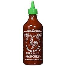 Huy Fong Sriracha Hot Chili Sauce, 482gm
