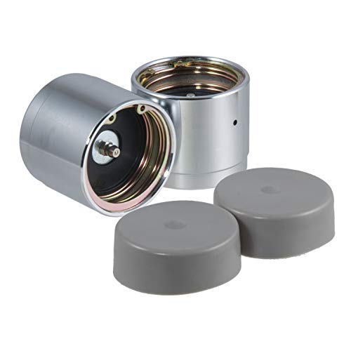 (CURT 22232 2.32-Inch Bearing Protectors and Dust Covers, 2-Pack)