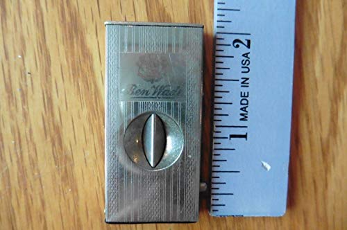 (Ben Wade Donatus Solingen Germany Vintage cigar tool ? pipe ? cutter sniper box)