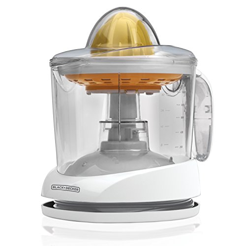 juice extractor black decker - 3