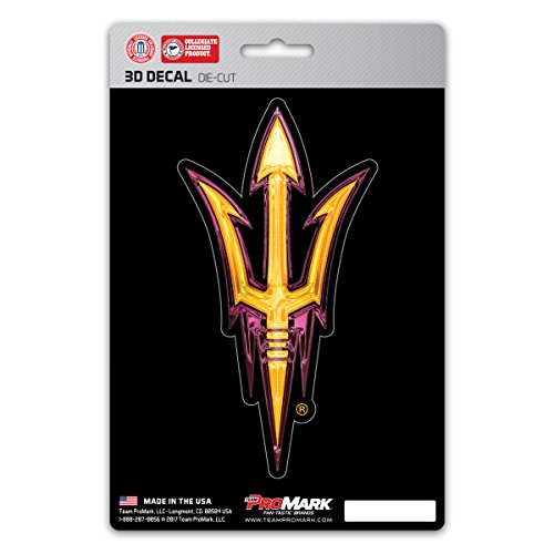 Team ProMark NCAA Arizona State Sun Devils 3-D Decal for $<!--$6.99-->
