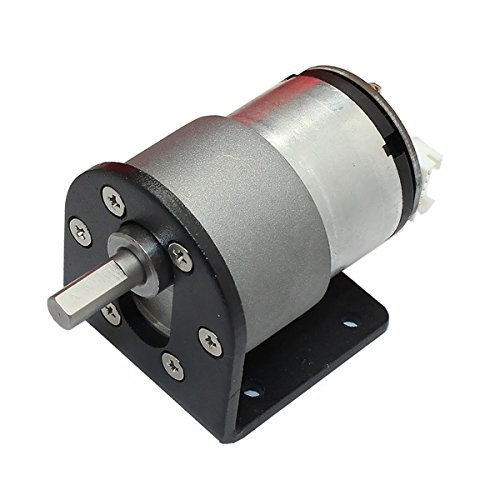 Hitommy DC 6V 160rpm Encode Gear Reducer Motor Electric Gear Box Motor by Hitommy