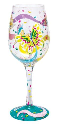 Lolita Love My Wine Glass, Social Butterfly