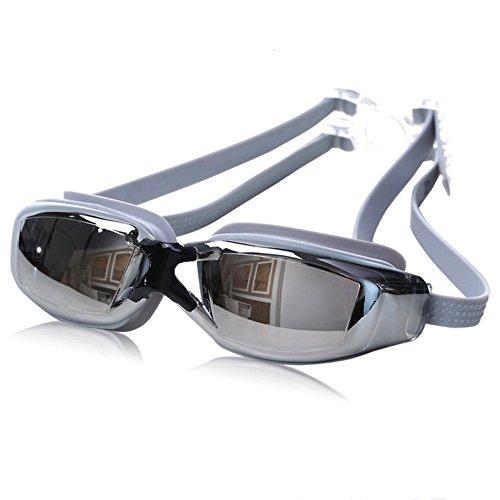 Z-P Anti-fog UV Dust-Proof High-definition Mirror Big Frame Swimming - Buy Prescription Goggles Swimming