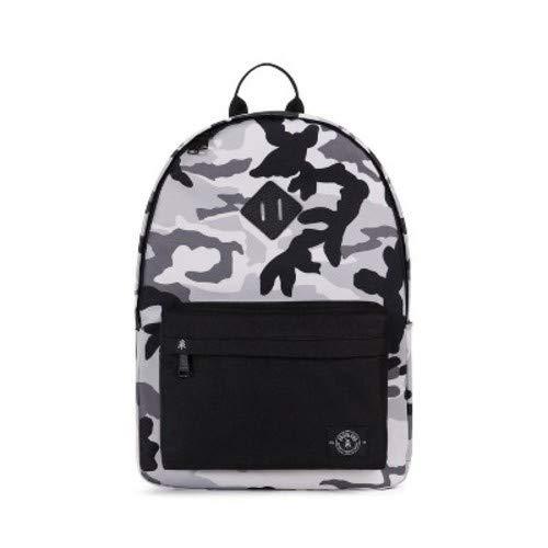 (Parkland Backpack with Water Bottle Holder Side Pocket - Perfect Bag for School, Laptop Backpack, Travel, Campus - Size 18