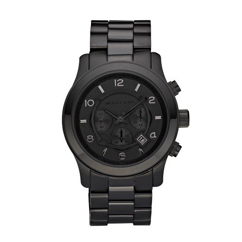 Michael Kors Watches Michael Kors Men's Black bracelet Chronograph Sport - Michael Man Kors
