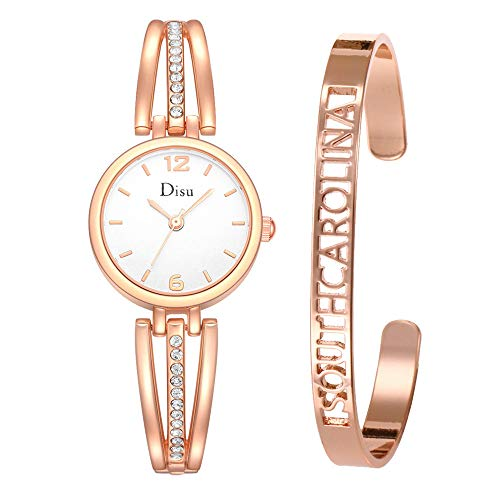 WILLTOO❤️❤️ Light Luxury Bracelet Watch for Women,Diamond Dial Crystal Ladies Watches from WILLTOO