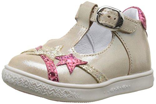 babybotte Starmiss, Zapatillas Altas para Niñas Or (Or)