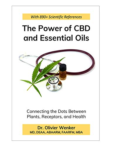 41 gicZqD7L - The Power of CBD and Essential Oils: Connecting the Dots Between Plants, Receptors, and Health