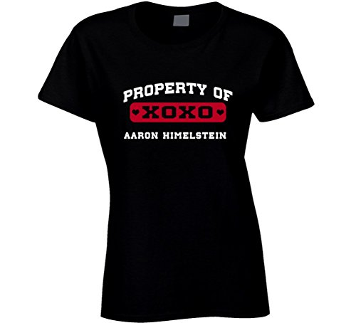 Aaron Himelstein Realty of I Love T Shirt M Black