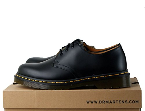 Dr Martens 1461 Smooth Chaussures (Noir)