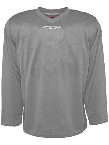 CCM 5000 Series Hockey Practice Jersey - Senior - Grey, ()