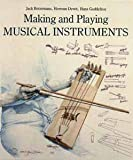 Making Musical Instruments, Botermans, 0295969482