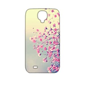 Pink Flowers 3D Phone Case for Samsung Galaxy S4