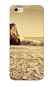 Pirntalonzi Cddadf94556 Protective Samsung Galaxy Note2 N7100/N7102 (ocean Landscapes Nature Sand Waves Rocks Sea Shorelines Sea Beaches ) - Nice Gift For Lovers
