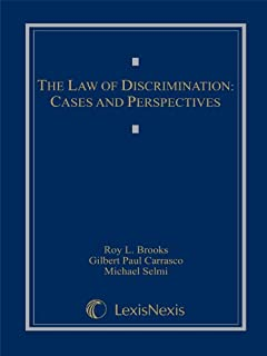 The Law of Discrimination: Cases and Perspectives (1422480380) | Amazon price tracker / tracking, Amazon price history charts, Amazon price watches, Amazon price drop alerts