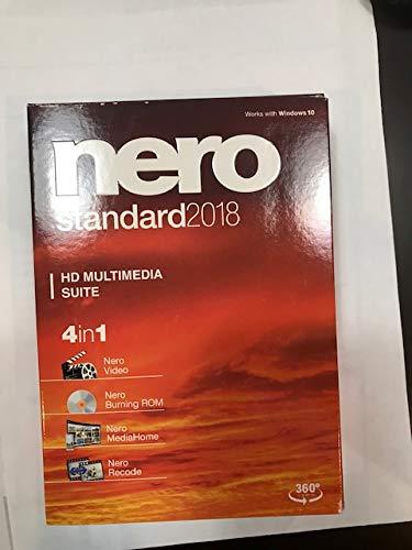(Nero Standard 2018)