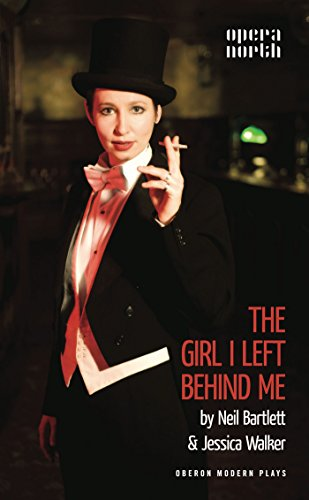book cover of The Girl I Left Behind Me