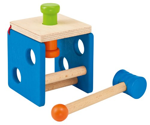 Selecta Spielzeug 1577 - Klopf Klopf