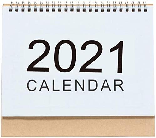 Waterproof Paper Calendar 2022.Amazon Com Desk Calendar Waterproof Paper Desktop Calendar 2021 For Home Office Desk Decor 20x15cm Office Products